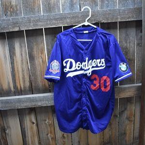 Los Angeles Dodgers jersey sz XL
